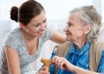 cuidar- anciana